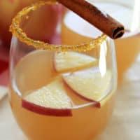 Cider Sangria Spritzer