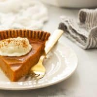 Southern Sweet Potato Pie (The fast way)